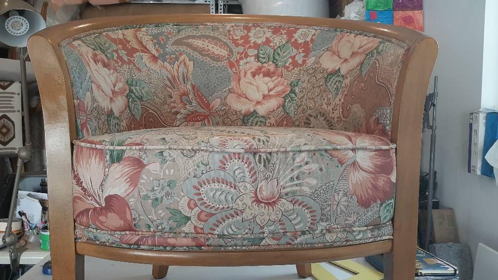 avant fauteuil